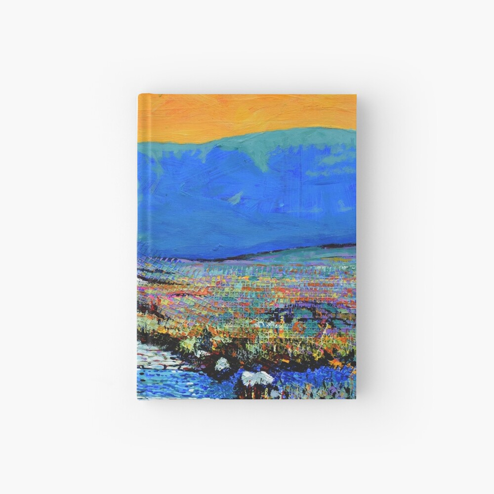 Ford at Muckish (County Donegal, Ireland) Hardcover Journal