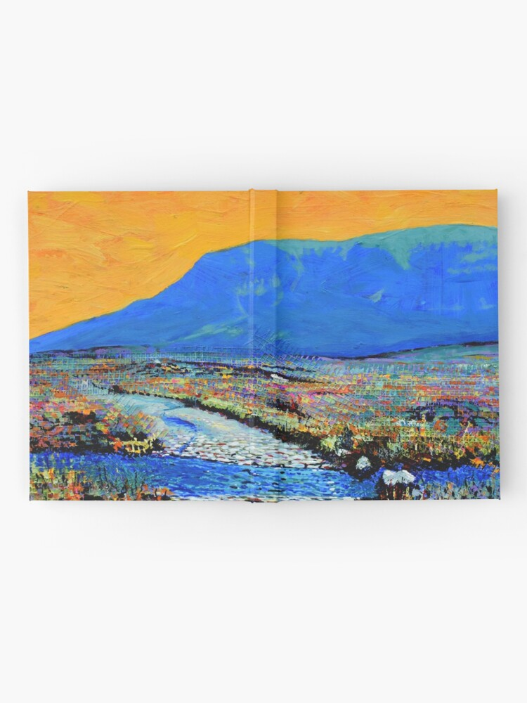 Alternate view of Ford at Muckish (County Donegal, Ireland) Hardcover Journal