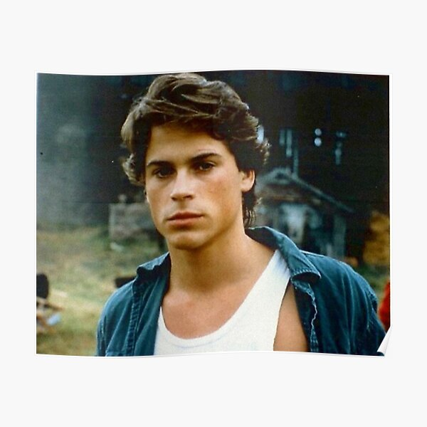 Rob Lowe  Poster