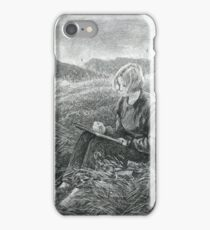 Kate and Catstye Cam iPhone Case/Skin