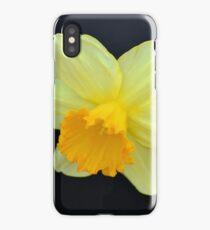 A Single Daffodil iPhone Case/Skin