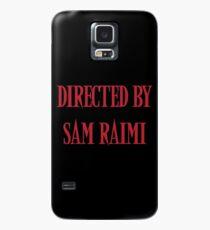 Directed By Sam Raimi Case/Skin for Samsung Galaxy