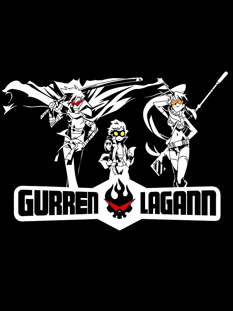 gurren lagann by largebreed
