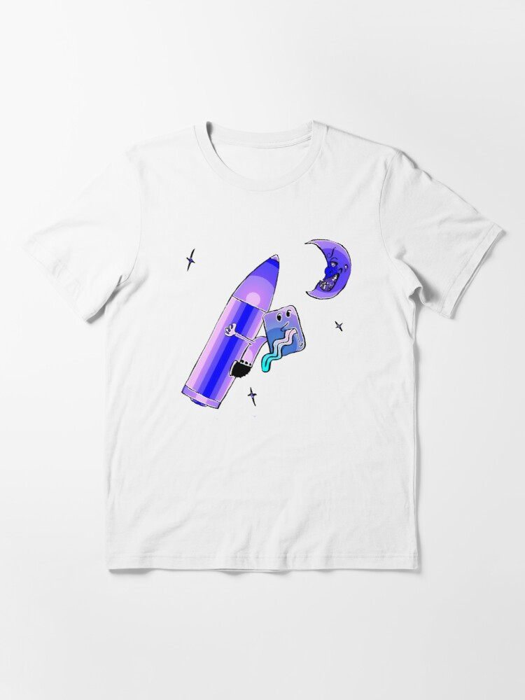 Alternate view of Moon Essential T-Shirt