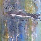 Amongst seaweed by Catrin Stahl-Szarka