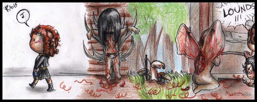 Hannibal - Freddie's hair by Furiarossa