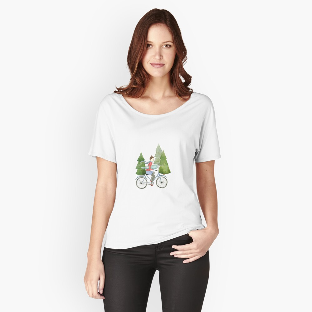 Narwale sind cool Loose Fit T-Shirt