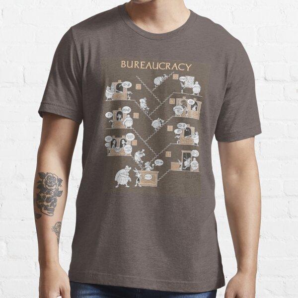 Bureaucratie T-shirt essentiel
