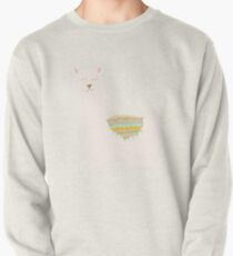 Western Llamas Pullover Sweatshirt