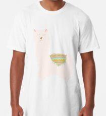 Western Llamas Long T-Shirt