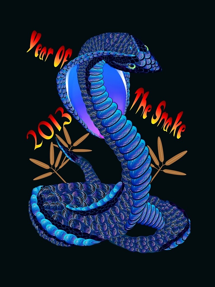 Year Of The Snake-2013 by Lotacats