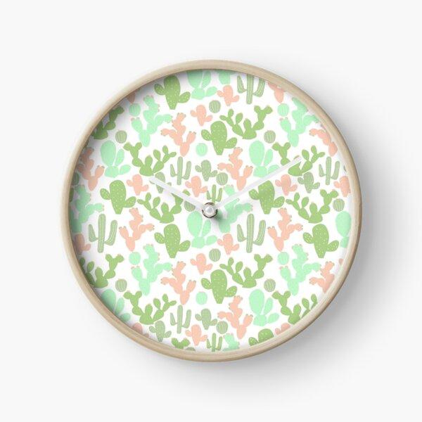 Cacti Clock
