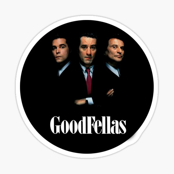 Goodfellas Sticker