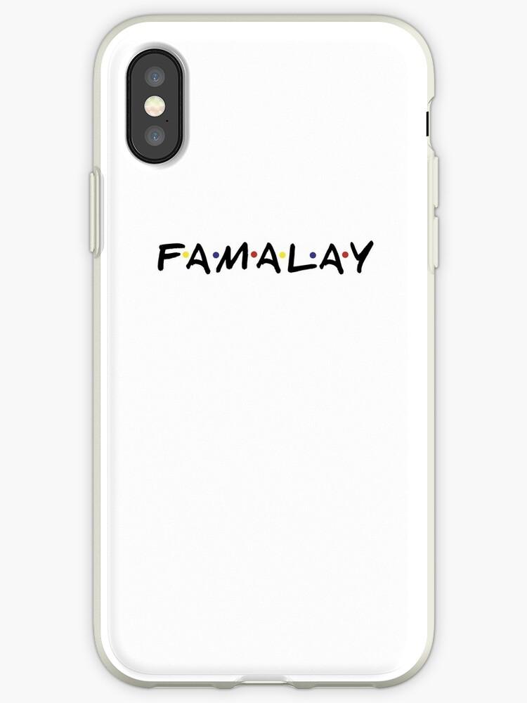 Famalay Lay Lay Machel Soca 2019 T Shirt Iphone Case By Ravishdesigns