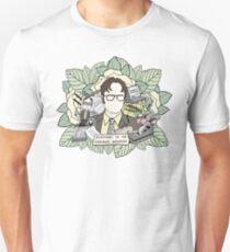 DWIGHT SCHRUTE Slim Fit T-Shirt