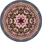 Tulip Farm Kaleidoscope by Tracy Riddell