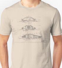 Horizons Blueprints Unisex T-Shirt