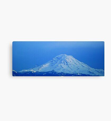 The Glorious Mt. Rainier Canvas Print