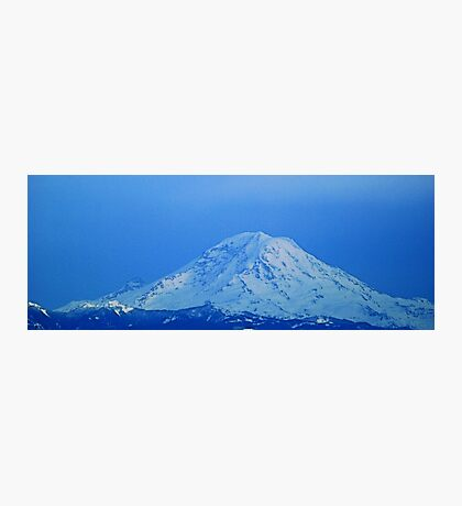 The Glorious Mt. Rainier Photographic Print
