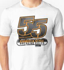 55 Gangsta Style T-Shirt Unisex T-Shirt