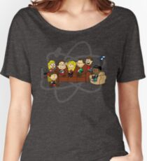 Theory Nuts Women's Relaxed Fit T-Shirt