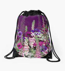 Summer Night Dream Drawstring Bag