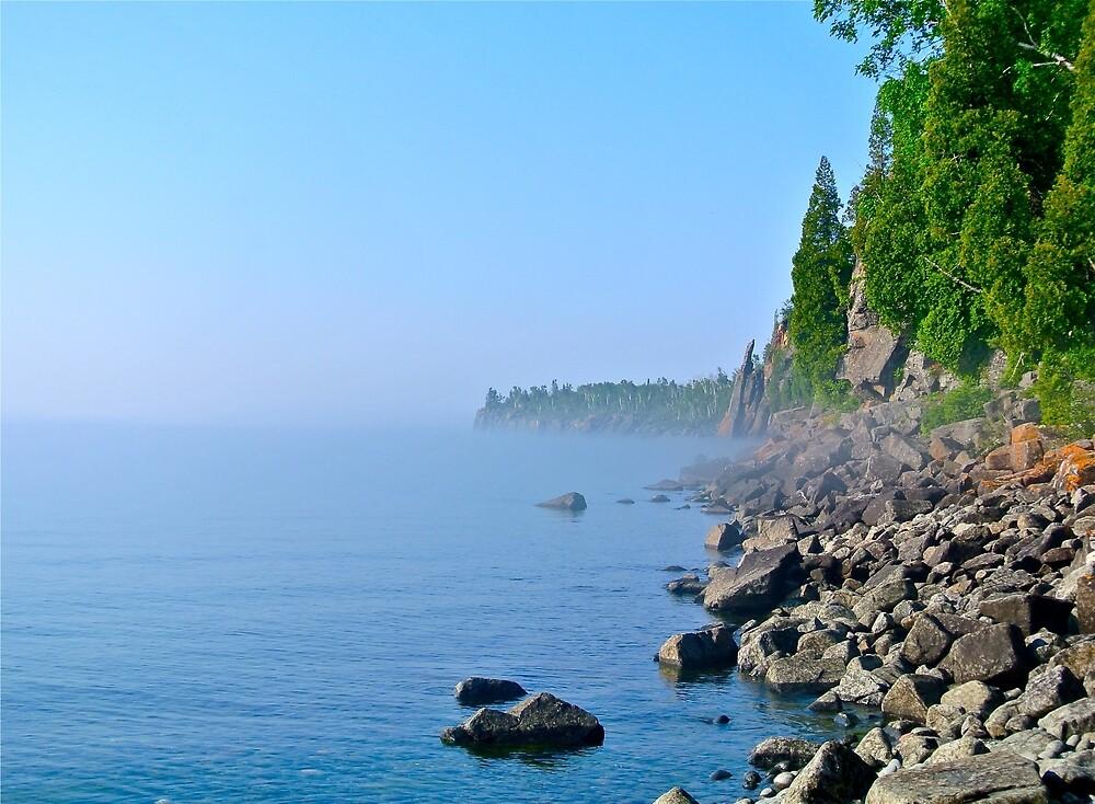 Lake by pinetreegoods