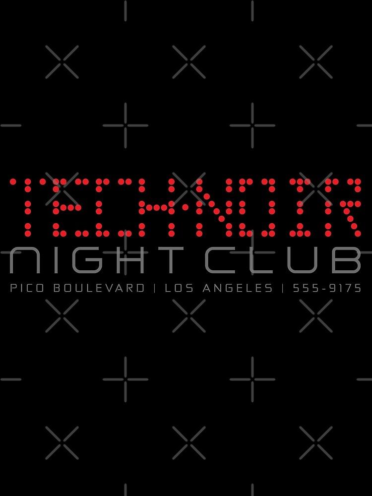 Tech Noir by marslegarde