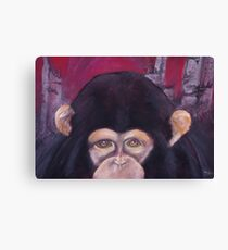Now who's the dumb ones  Canvas Print