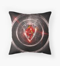 Axtelera Ray - Shield of Zordan Throw Pillow