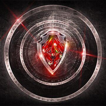 Axtelera Ray - Shield of Zordan by AxteleraRay