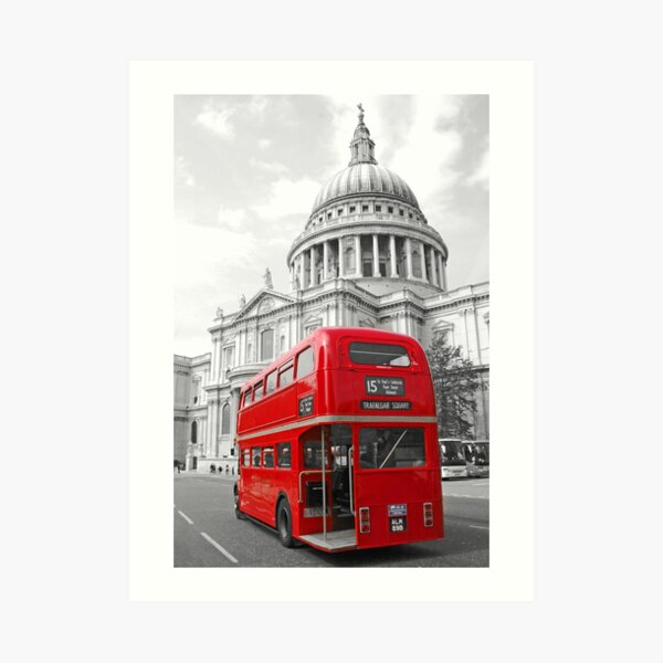 Timeless London Art Print