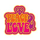 Love and Peace by Lisann