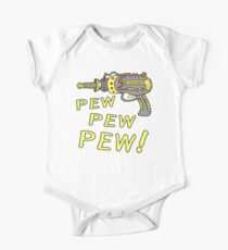 Pew Pew Pew One Piece - Short Sleeve