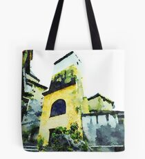 Tower with big window Tote Bag