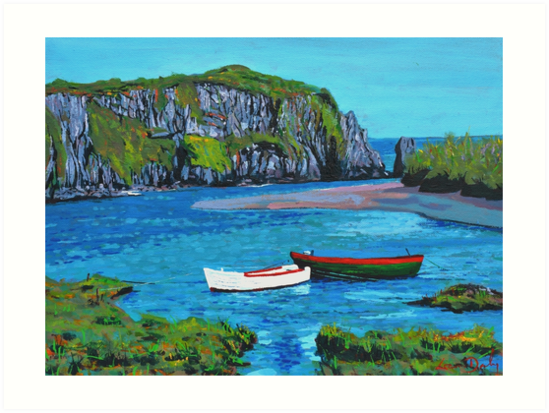 Bunmahon (County Waterford, Ireland) by eolai