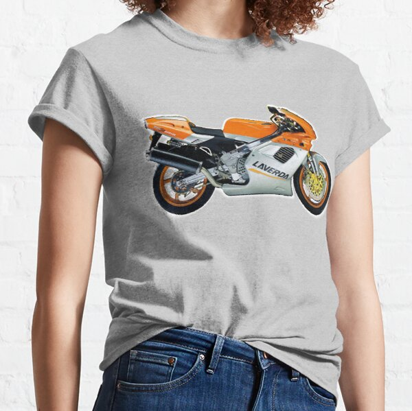 LAVERDA Patch Iron on  Decorate es  Embroidered Jacket  Hat  Shirt Denim Jean Bag Skirt Sports  Motorcycles Cafe Racer