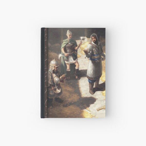 Scarred Lands Art: Equipment Hardcover Journal