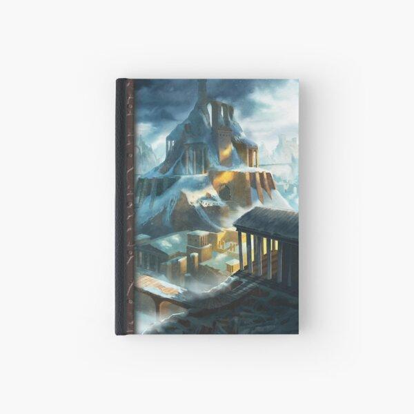 Scarred Lands Art: Ghelspad Gazetteer Hardcover Journal