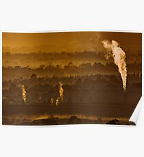 Industrial Ferntree Gully Poster