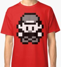 Pokemon Trainer Red (Generation 1 Red/Green/Blue) Classic T-Shirt
