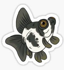 Fancy Goldfish - Moor Sticker