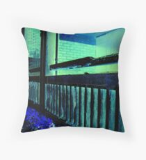 Balustrade Throw Pillow