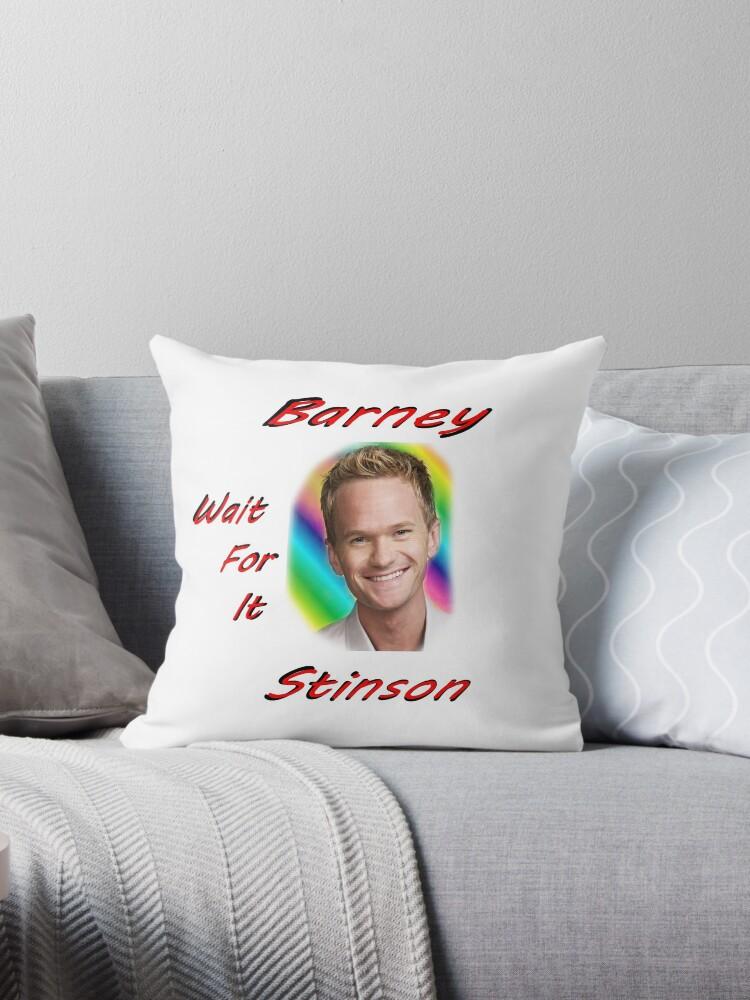 "Barney ""Wait for it"" Stinson by sh-it"