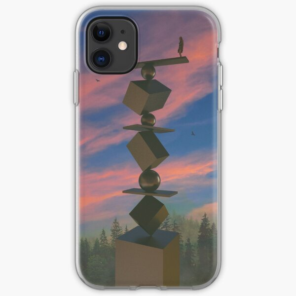 Balance iPhone Soft Case