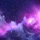 «textura de fondo de espacio» de designersara