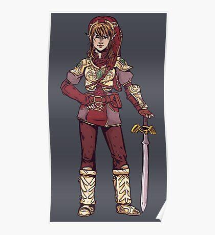 Lady Linka Poster