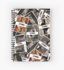 Izombie Playing Cards Spiral Notebook
