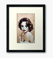 Liz Framed Print