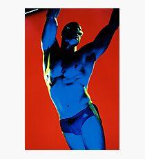 Marvel Men 05 Photographic Print